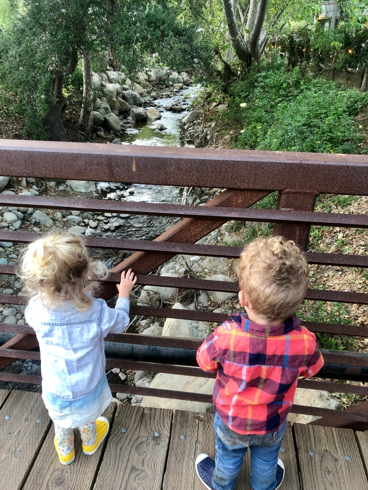 Glamping With Toddlers: The Easy Button At El Capitan Canyon